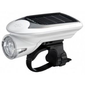 Lampka przednia CatEye Hybrid HL-EL020 - bat. słoneczne