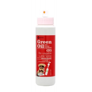 Smar z atomizerem Green Oil CF3