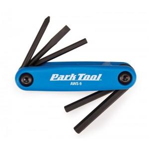 Klucz Park Tool AWS-9 imbus/śrubok. +/-/4/5/6/ mm