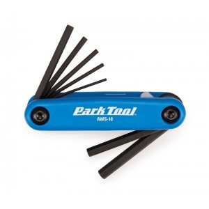 Klucz Park Tool AWS-10 imbus. 1,5/2/2,5/3/4/5/6/ mm