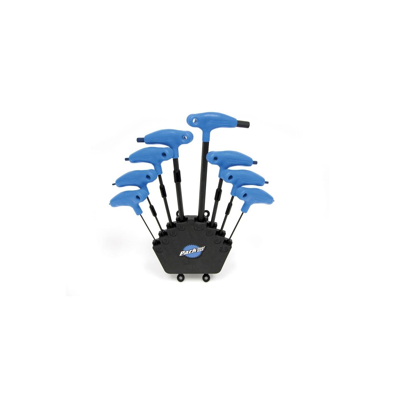 Klucze Park Tool PH-1 imbusowe: zestaw 2, 2,5, 3, 4, 5, 6, 8