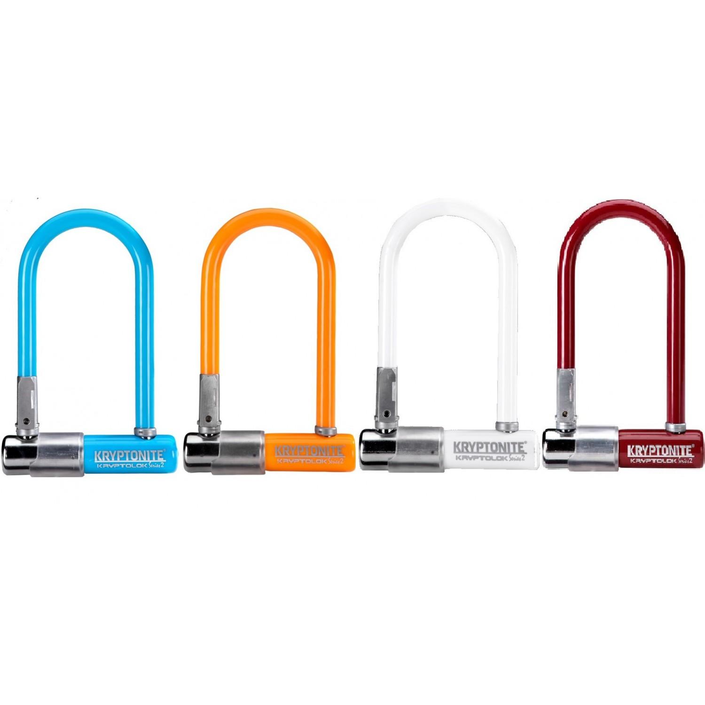 U-lock Kryptonite KryptoLok Series 2 Mini7 kolorowe