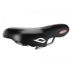 Siodło Selle Royal LOOKIN ATHLETIC 30st. żelowe + elastomery unisex