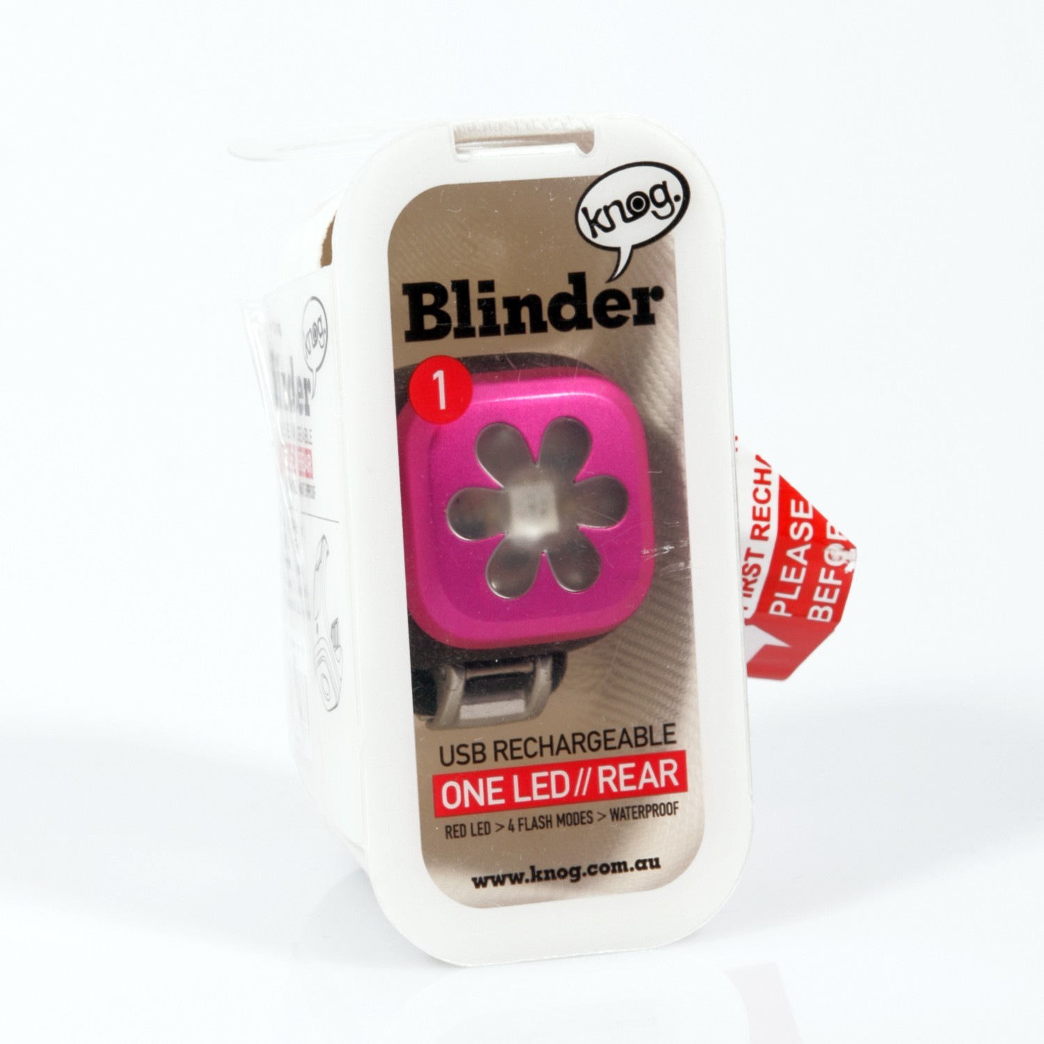 Blinder 1 Flower tył – USB!