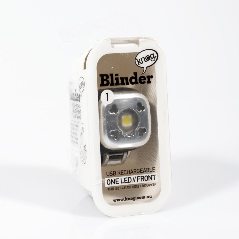 Blinder 1 Skull przód – USB!