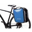 Sakwy rowerowe Crosso Dry Small 60L Adventure jasna zieleń