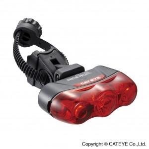 Lampka tylna CatEye Rapid 3 AUTO TL-AU630
