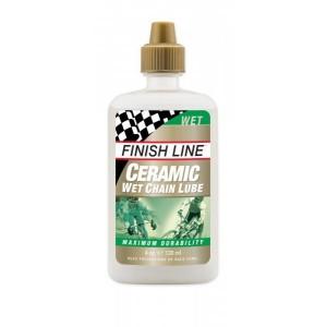 Finish Line Ceramic Wet Lube olej syntetyczny 120ml