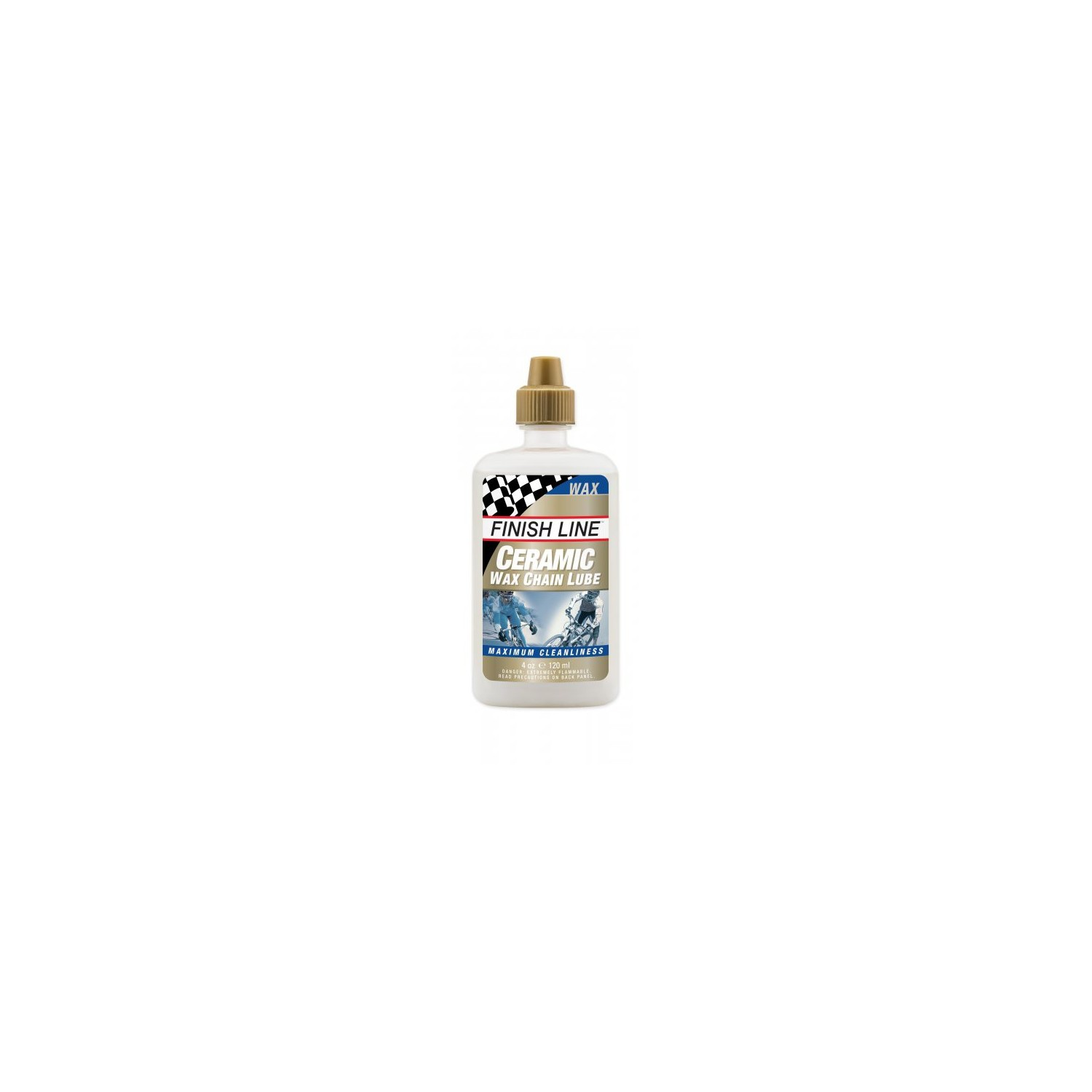Finish Line Ceramic Wax Lube olej parafinowy 120ml