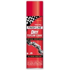 Finish Line Teflon Plus Dry olej teflonowy na suche warunki 240ml - aerozol