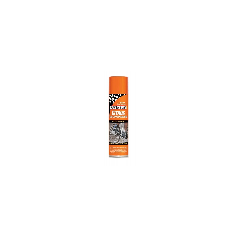 Odtłuszczacz Finish Line Citrus 360ml  aerozol