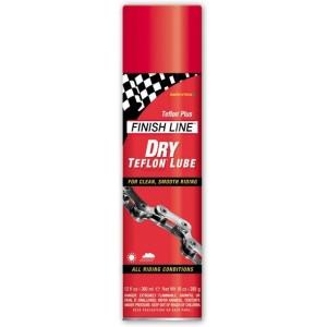 Finish Line Dry Lube Teflon Plus olej teflonowy na suche warunki 360ml - aerozol