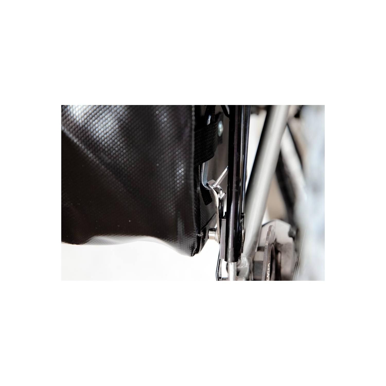 Uchwyty montażowe dolne Crosso do bagażnika tylnego 70 mm