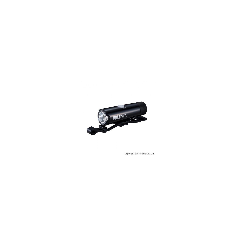 Lampa przednia CatEye HL-EL050RC Volt 80
