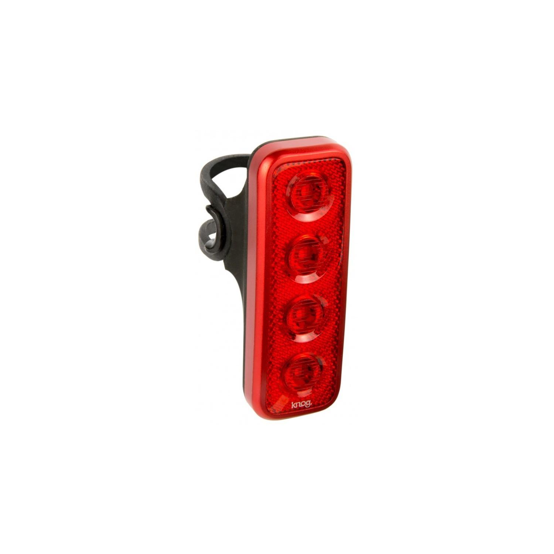 Lampka tylna Knog Blinder Mob V Four Eyes USB