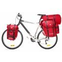 Sakwy rowerowe Crosso Expert 40 l zestaw