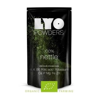 Liofilizowana Eko pokrzywa proszek 50 g Lyofood