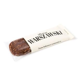 Baton Warszawski - Ziarno kakaowca i pomarańcza 60 g