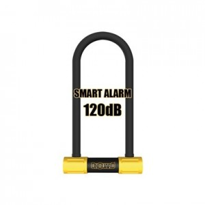 Zapięcie U-lock OnGuard Smart Alarm 8268