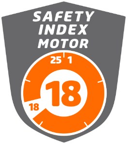 skala bezpieczeństwa 18/25
