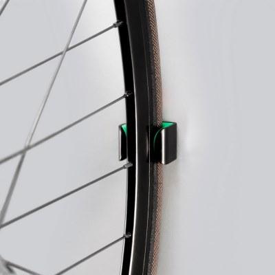 Clug z kołem rower szosowy