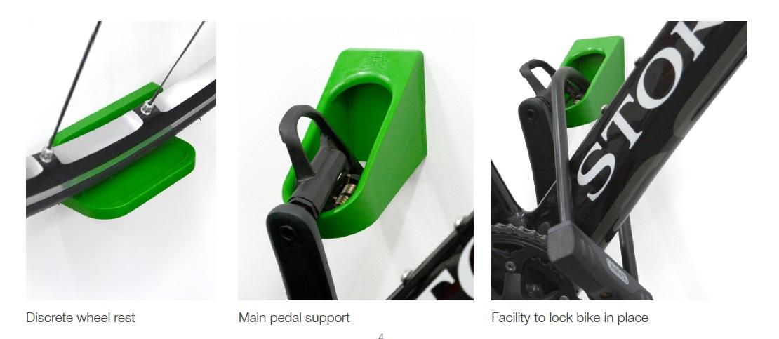 Jak powiesić rower w mieszkaniu  - Cycloc Hero