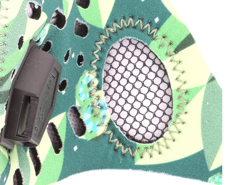 Wentylacja w masce Dragon Sport II