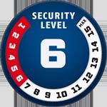 skala bezpieczenstwa abus 6