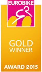 EUROBIKE 2015 Gold nagrodzony!