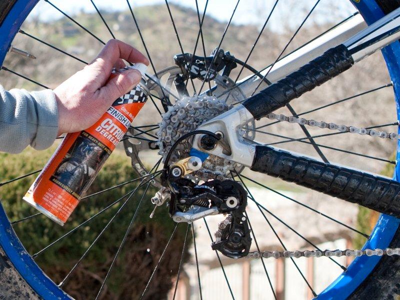 Finish Line Citrus środek czyszczący