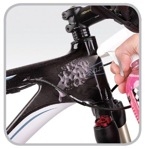 Czyszczenie roweru środkiem Finish Line Bike Wash