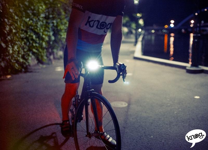 Knog Road 2 oświetlenie rowerowe
