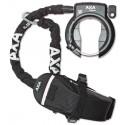 Blokada AXA Defender + łańcuch RL 100 + torebka