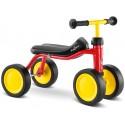 Rowerek biegowy Puky Pukylino + lampka przednia Knog Frog biała