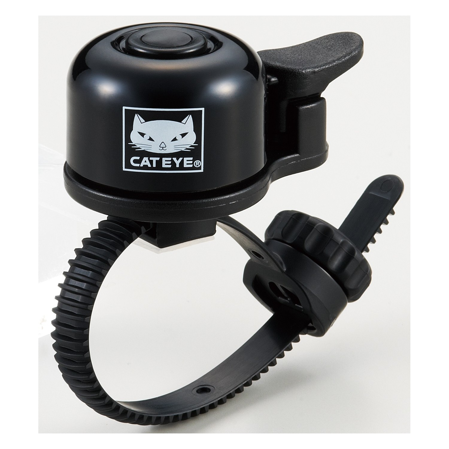 Dzwonek rowerowy Cateye OH-2400 czarny