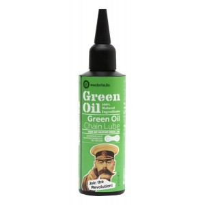Smar do łańcucha Green Oil Chain Lube 100ml