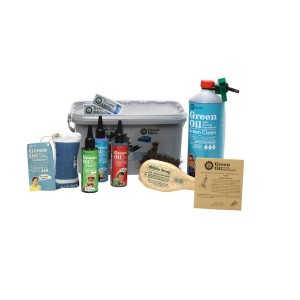 Zestaw Green Oil Eco Rider Deluxe Set