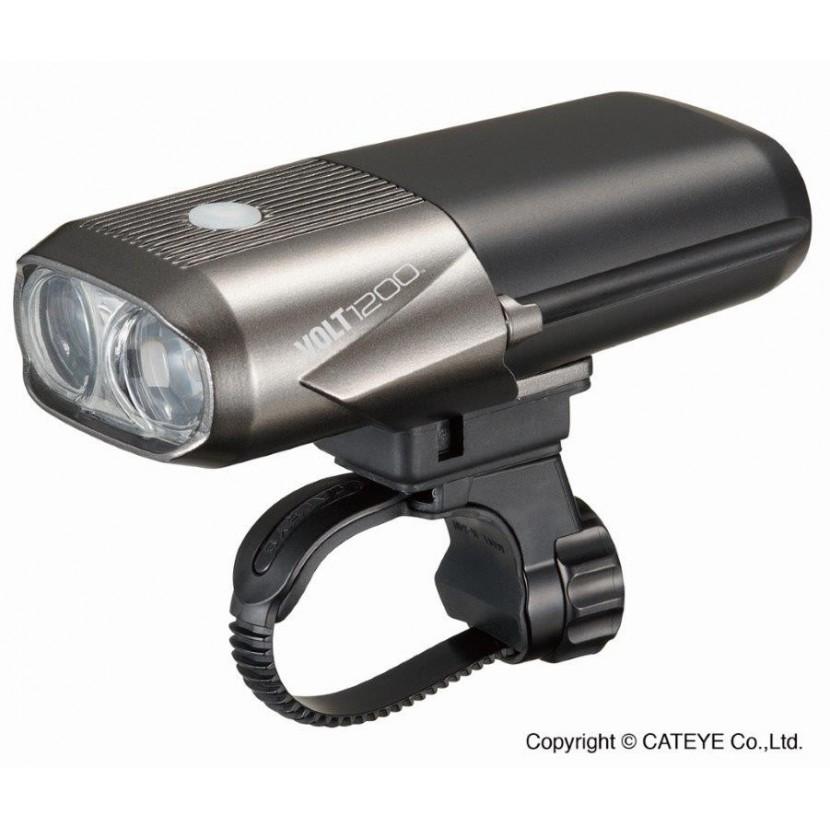 Lampka przednia CatEye Volt 1200 HL-EL1000RC