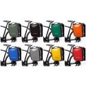 Sakwy rowerowe na tył zestaw - Crosso DRY 60 litrów
