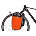 Sakwy rowerowe - Crosso DRY 30 litrów zestaw