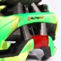 Kask mtb Lazer ULTRAX L flash camo green 58-61 cm