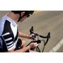 Licznik Rowerowy Cateye Strada Smart CC-RD500B czarny czujnik prędkości oraz pulsu