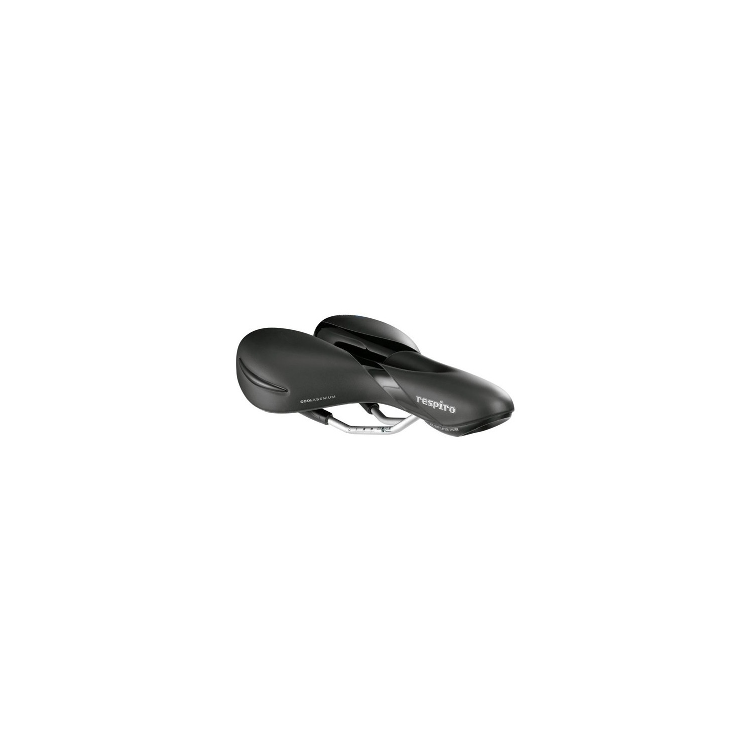 Selle Royal RESPIRO SOFT męskie + elastomery