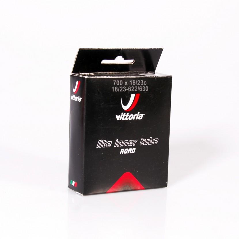 Dętka Vittoria Lite 700x18/23 zawór 60mm