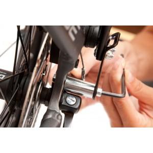 Adapter do bagażnika rowerowego crosso