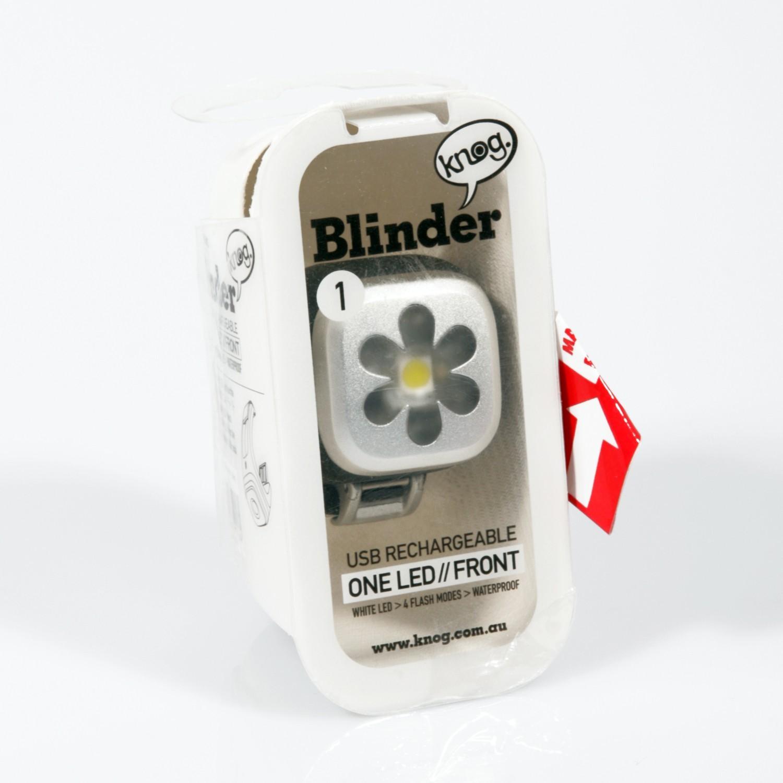 Blinder 1 Flower przód – USB!