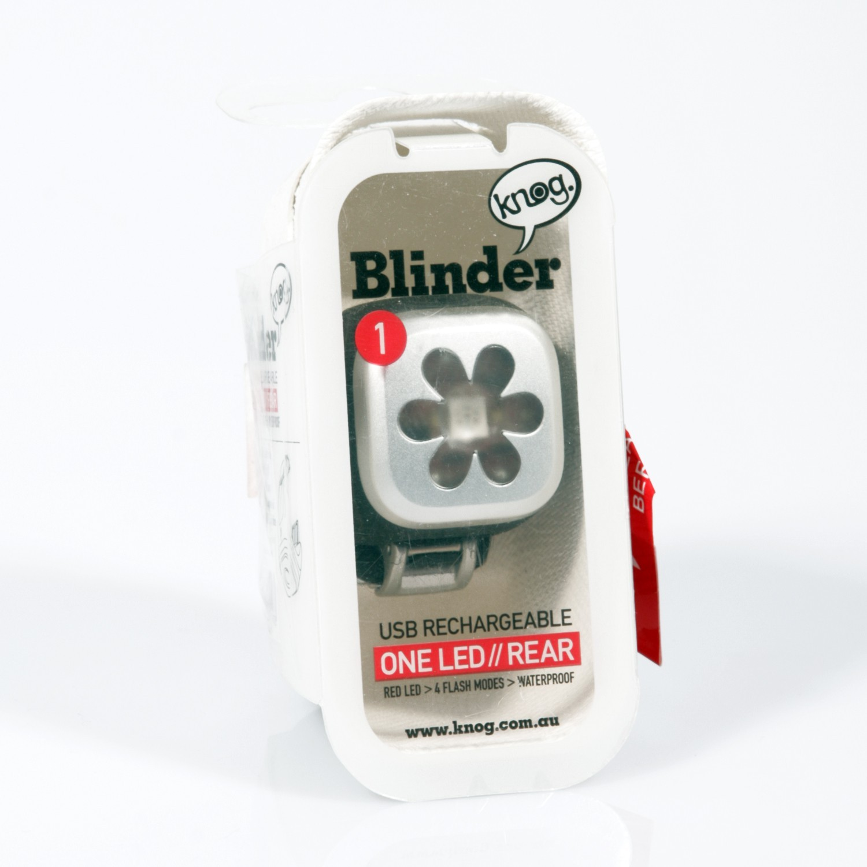 Blinder 1 Flower tył – USB!