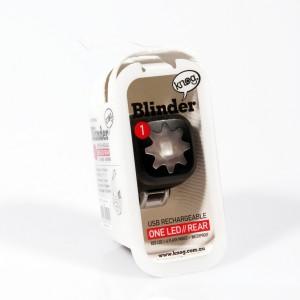 Lampka tylna Blinder 1 - gwiazda