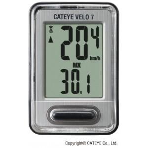 Licznik CatEye Velo 7 CC-VL520