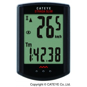 Licznik rowerowy CatEye Strada Slim CC-RD310W